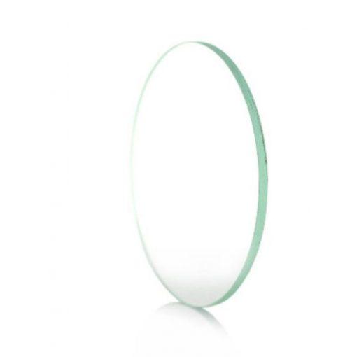 csiszolt üveglencse tükröződésmentesítő bevonattal 42 mm
