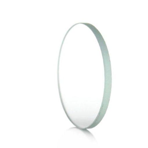 csiszolt üveglencse tükröződésmentesítő bevonattal 20 mm