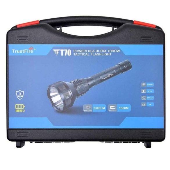 Trustfire T70 Vadászlámpa