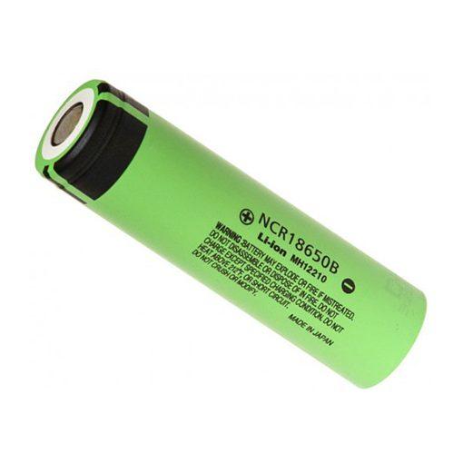 Keeppower AA 1,5 V li-ion tölthető védett akkumulátor 1950 mAh kapacitással USB-porttal