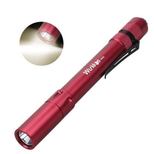 Wurkkos WK02 tolllámpa