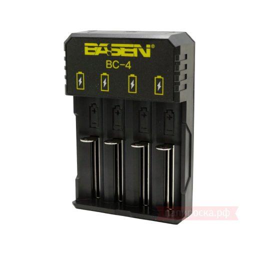 BASEN BC4 akkumulátor töltő akár 4 akku párhuzamos töltésére